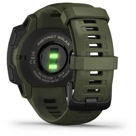 Garmin Instinct Solar Tactical GPS Smartwatch, Oliva